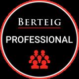 BERTEIG Professional loyalty program badge