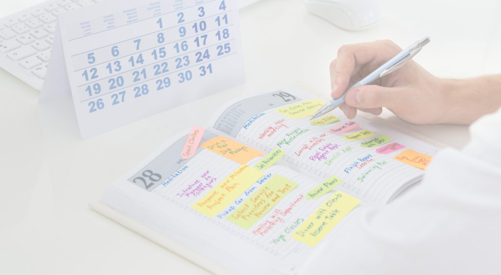 Your Product Owner Has No Duties Outside the Product Owner Duties - Businessman Writing Schedule in Planner Photo