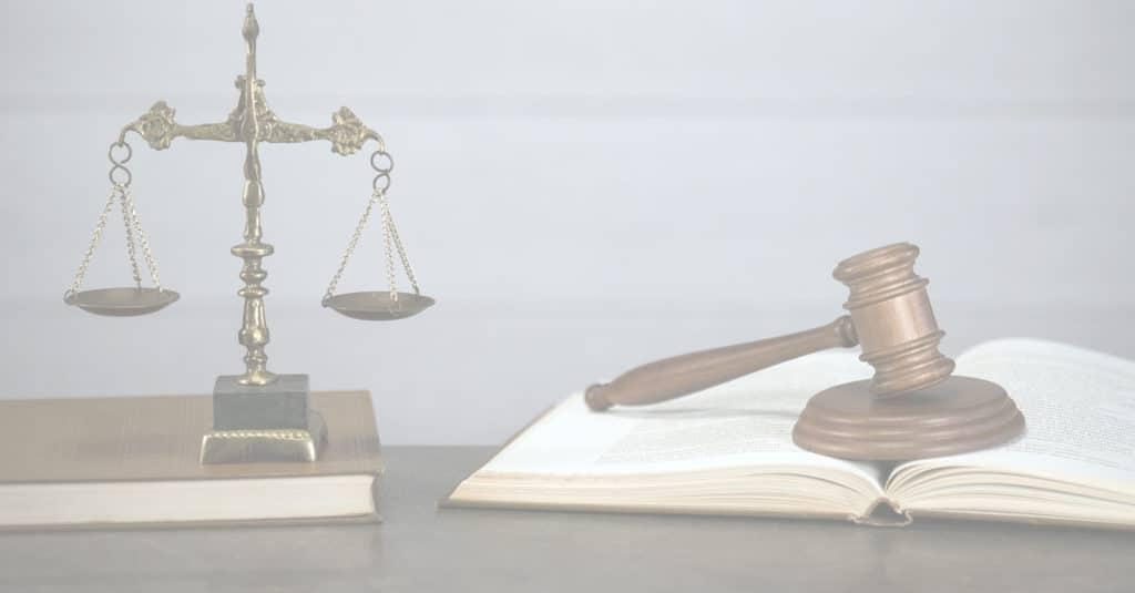 Agile Coach Code of Ethics - scale and gavel