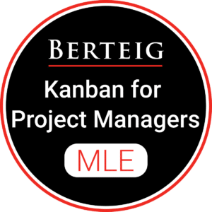 Kanban Your Projects - Kanban for Project Managers badge